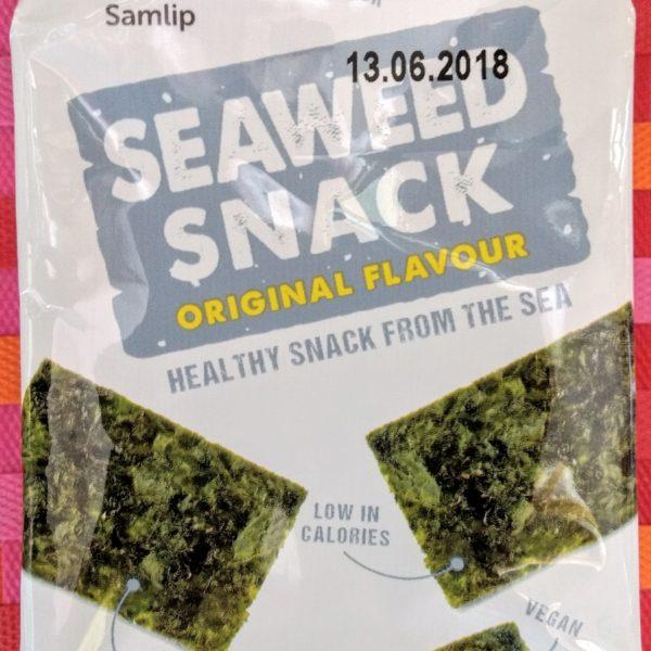 zeewiersnack