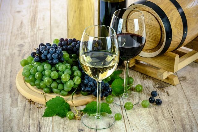 Histaminegehalte in wijn